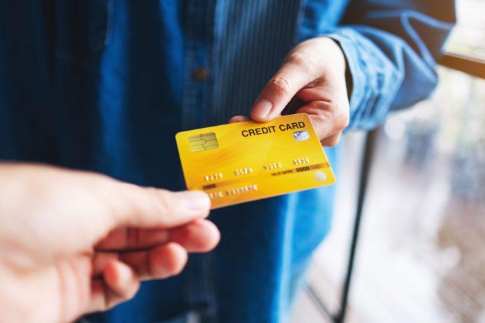 Faire une demande de carte de crédit