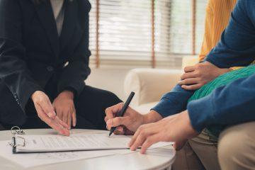 Etapes pour faire une demande de prêt